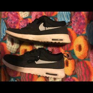 Black Nike shoes🖤